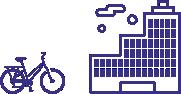 Alquiler de bicicletas Mallorca-icono home hotel + bici