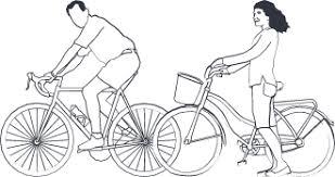 Alquiler de biciletas Mallorca-Pareja montando en bicicleta.jpg