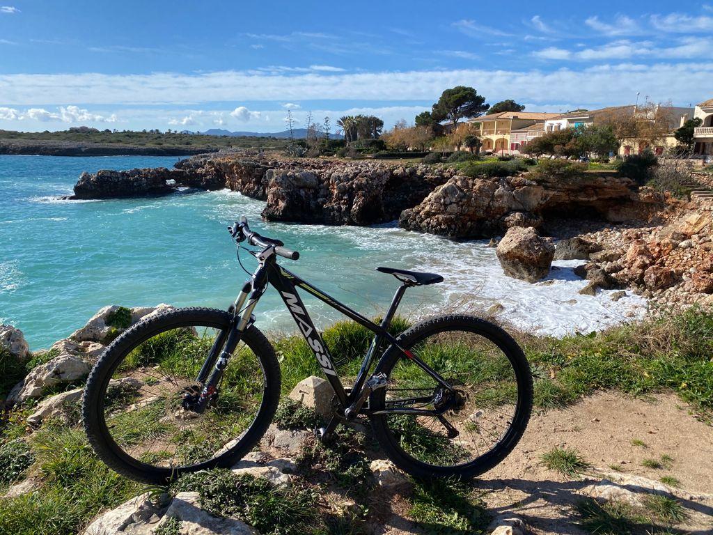 Alquiler de bicicletas Mallorca.Excursión 9.IMG