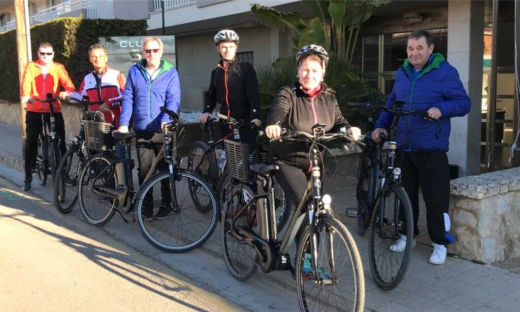 servicio de entrega de bicicletas.IMG