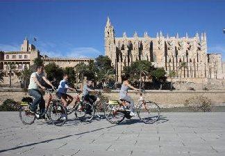 alquiler de bicicletas en palma de mallorca-rutas en bicicleta