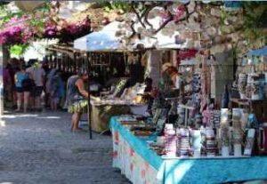 alquiler de bicicletas mallorca-ruta en bicicleta al mercado de mallorca joyas
