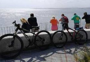 alquiler de bicicletas mallorca-ruta en bicicleta mirador costa de los pinos