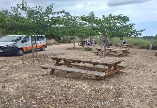 alquiler de bicicletas mallorca- ruta en bicicleta por vía verde con picnic