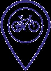 alquiler de bicicletas palma de mallorca- pictogrames pbikes points