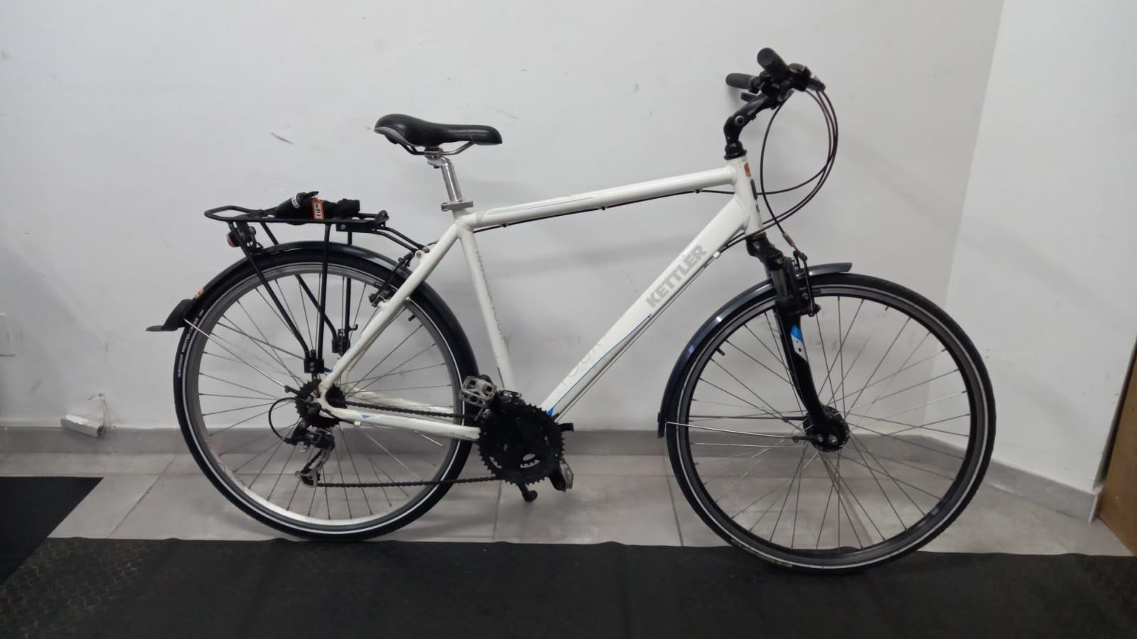 Bicicleta de paseo ketler de hombre.IMG