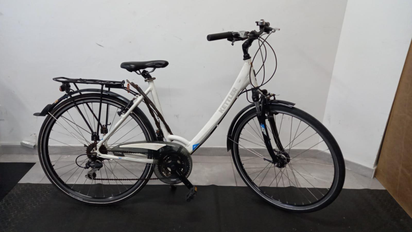Bicicleta de paseo ketler mujer.IMG