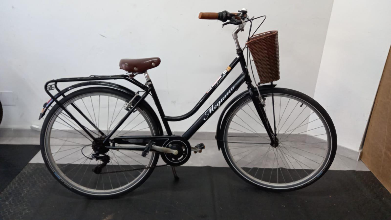 Bicicleta de paseo megamo mujer.IMG
