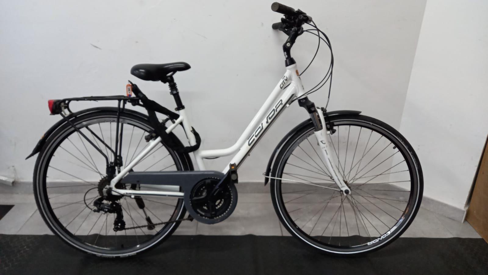 Bicicleta de paseo conor mujer.IMG